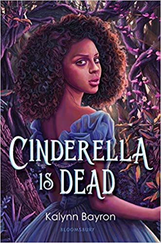 Bookcover for Cinderella is Dead